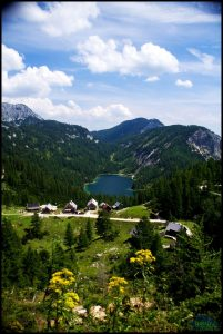 Tichá krása Trawengu - Steirersee