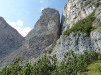 Via ferrata Brigata Tridentina - torre exner