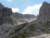 Via ferrata Brigata Tridentina - rif.pisciadú