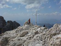 Via ferrata Brigata Tridentina - cima pisciadú-2985 m