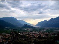 Půjčovna ferratových setů u Lago di Garda