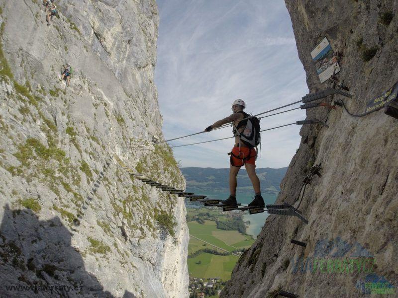 Drachenwand Klettersteig