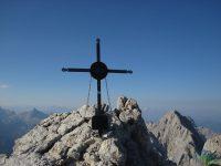Watzmannn, dominanta národního parku Berchtesgadener Land