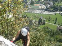 "Moje ""poprvé"" s rakouskými ferratami –  Echernwand Klettersteig a Postalmklamm"