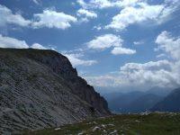 Via ferrata Mittenwalder Höhenweg