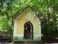 Drachenwand - Lesní kaple Theklakapelle