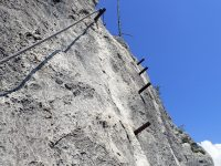 Drachenwand - Klíčové místo
