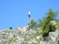 Drachenwand - Pod vrcholem
