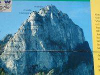 Drachenwand - Topo cesty