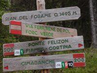 Via Ferrata Sentiero ferrato René De Pol