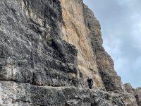 Via ferrata Punta Anna