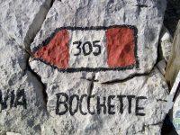 Via ferrata Bocchette