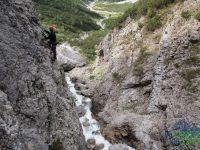 Absamer Klettersteig zur Bettelwurfhütte