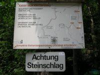 Kaisergams Klettersteig