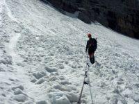 Schulteranstieg – klettersteig