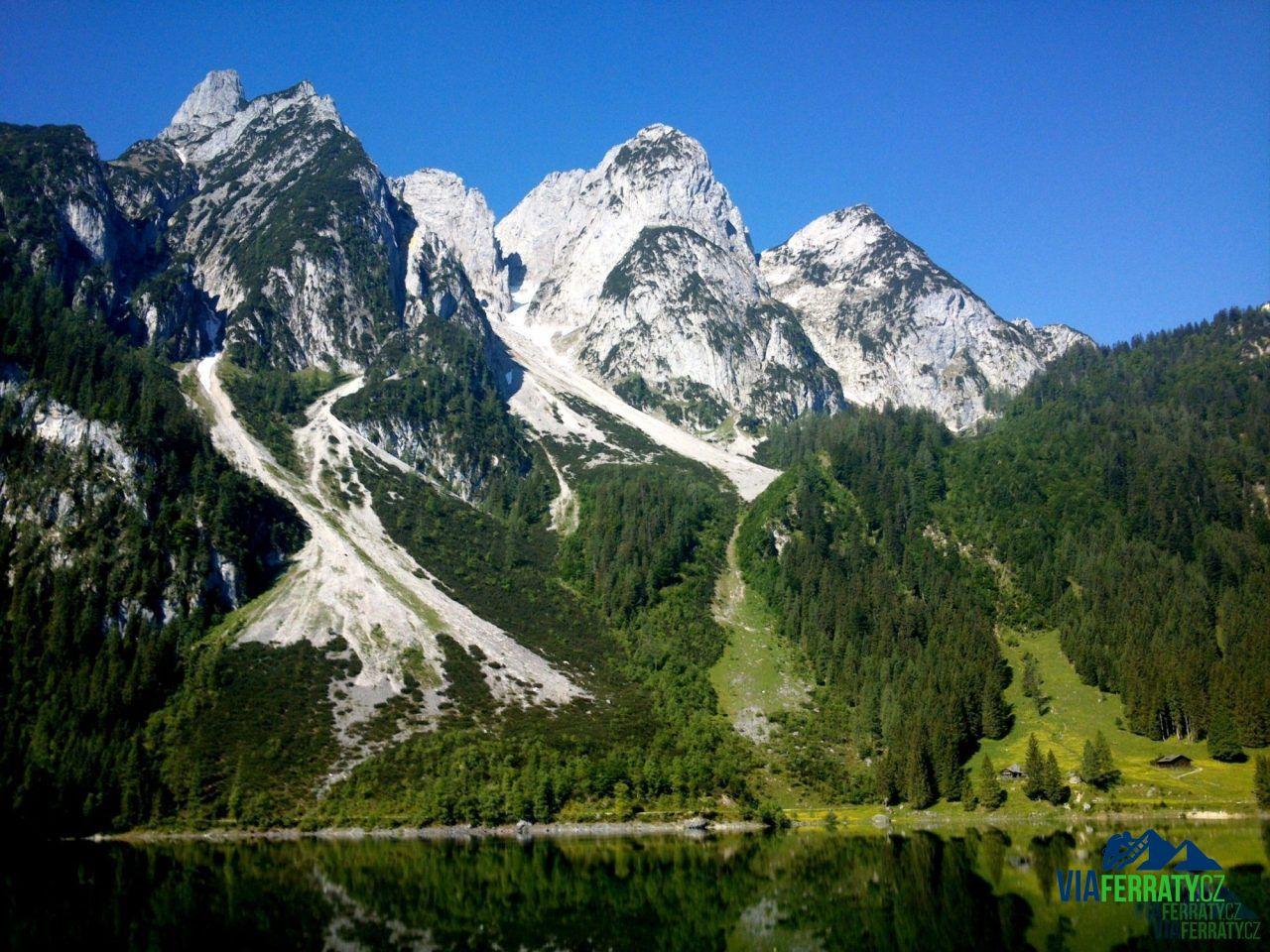 Laserer Alpin Klettersteig : Laserer alpin klettersteig viaferraty cz