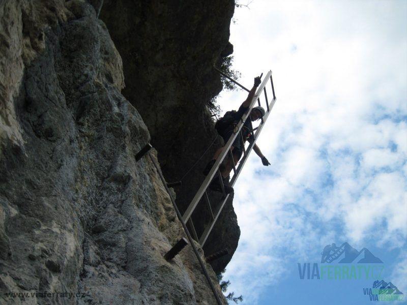 Echernwand - Klettersteig