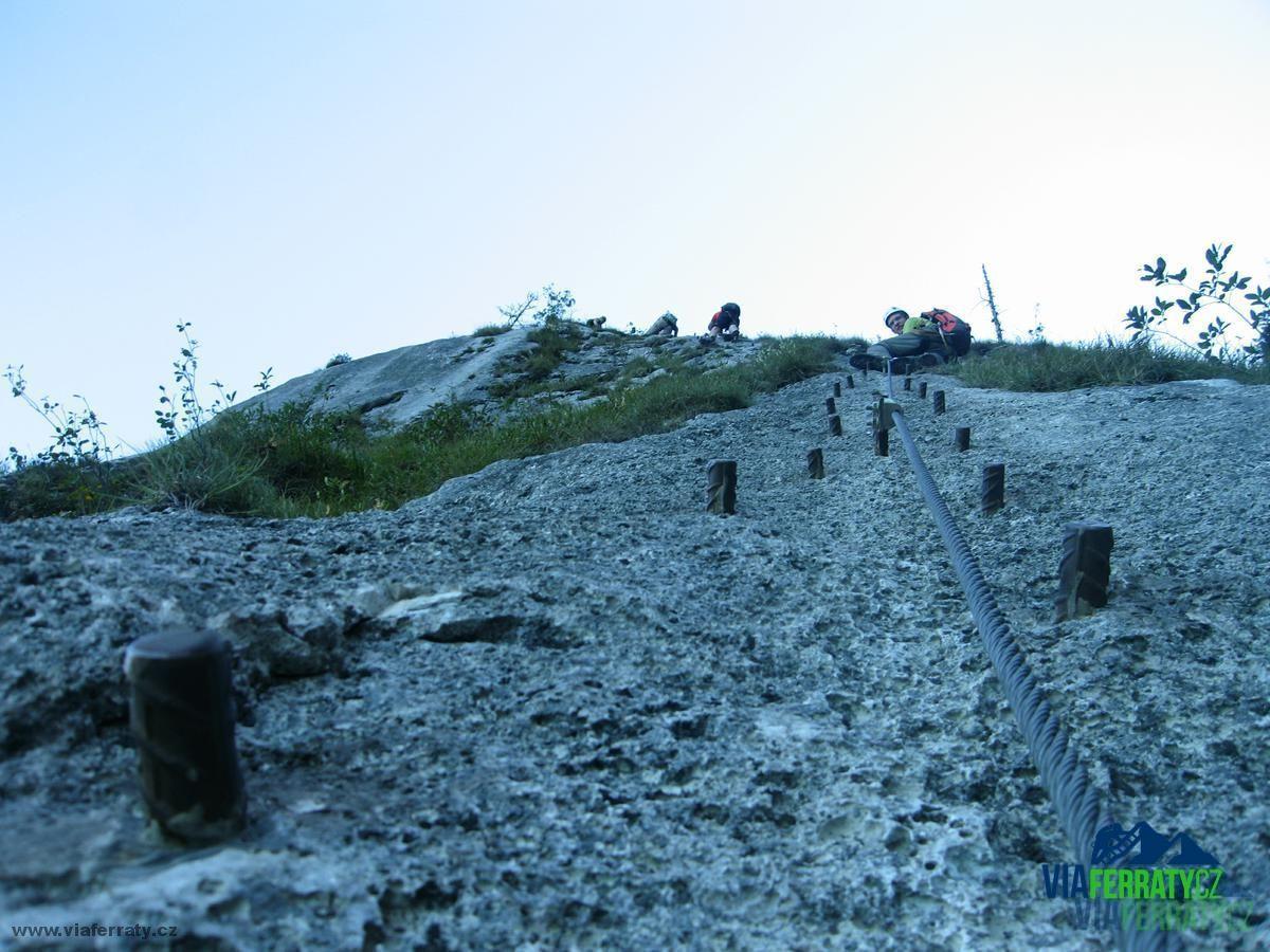 Klettersteig Attersee : Mahdlgupf attersee klettersteig smilesfromabroad
