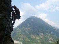Falbach klettersteigu