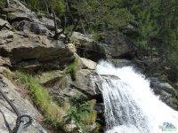 Klettersteig Stuibenfall - Ötztal
