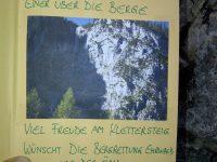 Seeben Klettersteig