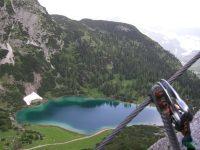 Tajakante - Klettersteig
