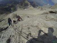 Hunerscharten Klettersteig