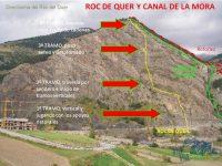 Via Ferrata Canal de la Mora