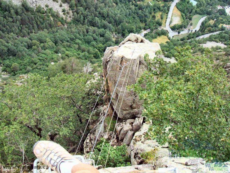 Via Ferrata del Roc d'Esquers