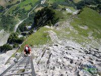 Dauberhorn Klettersteig