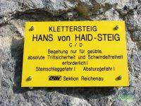 Hans von Haidsteig