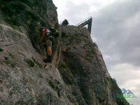 HTL Steig Klettersteig