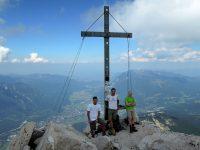 Mauerläufersteig Klettersteig Alpspitze