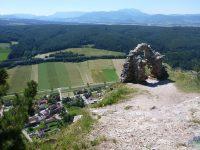 Pittentaler Klettersteig (Turecký hrad)