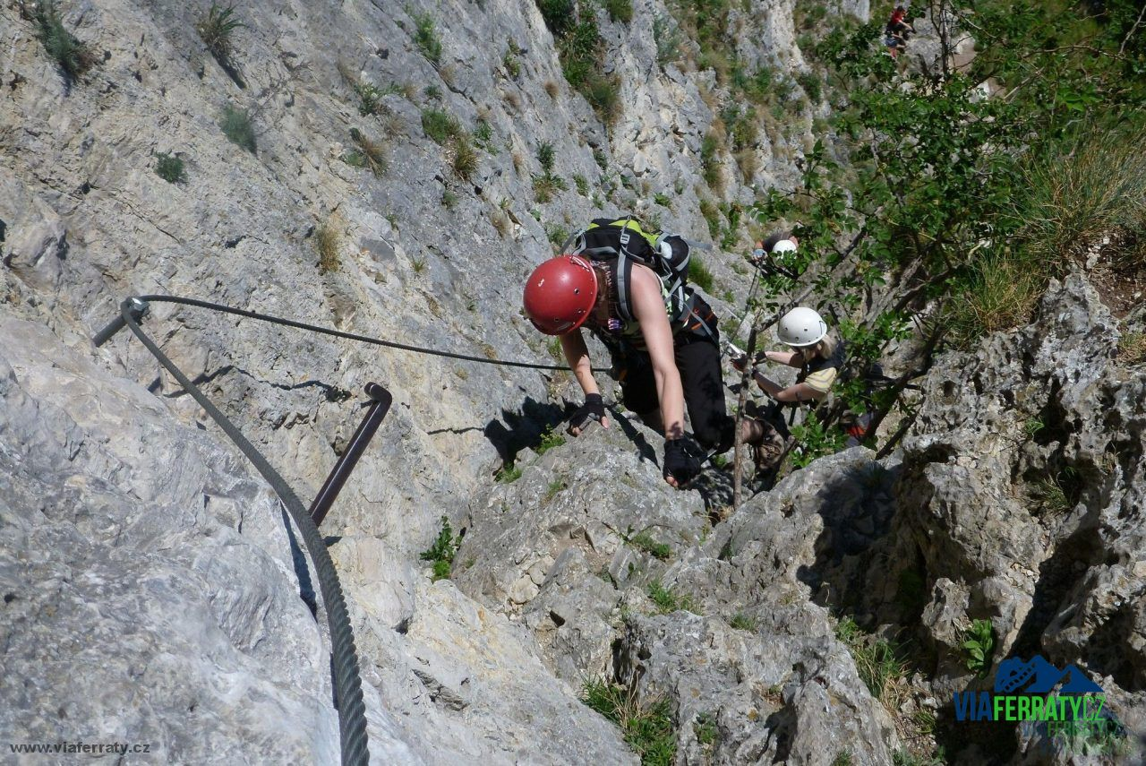 Pittentaler Klettersteig : Pittentalersteig u klettersteig alpenvereinaktiv