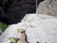 Via ferrata du Roc de la Toviére