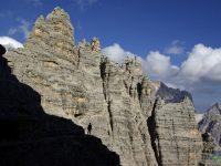 Via ferrata De Luca Innerkofler - Paternkofel Klettersteig