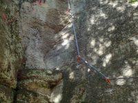 Seifertova ferrata u kempu - trasa D