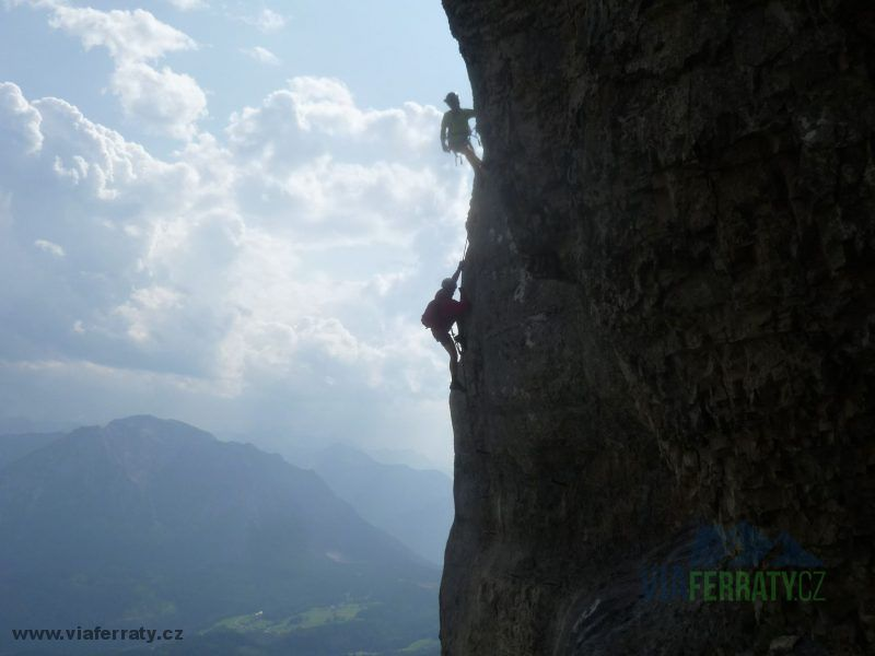 """""""Sisi"""" Loser Panorama Klettersteig"""
