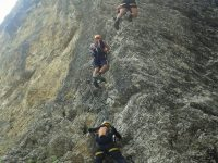 Via ferrata Sci Club 18