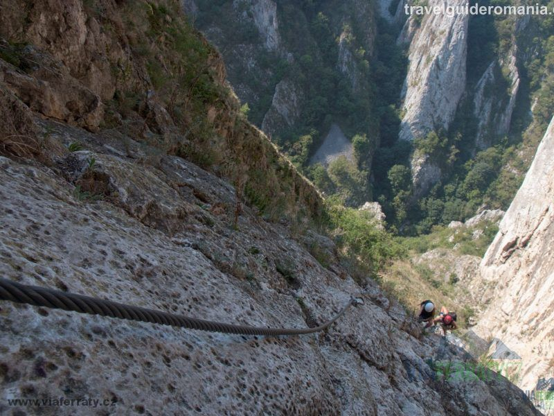 Via Ferrata Cheile Turzii