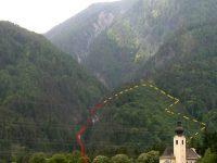 ÖTK - Klettersteig Pirknerklamm