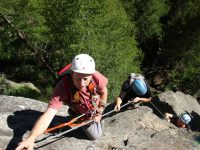 Ferrata Moosalm Klettersteig