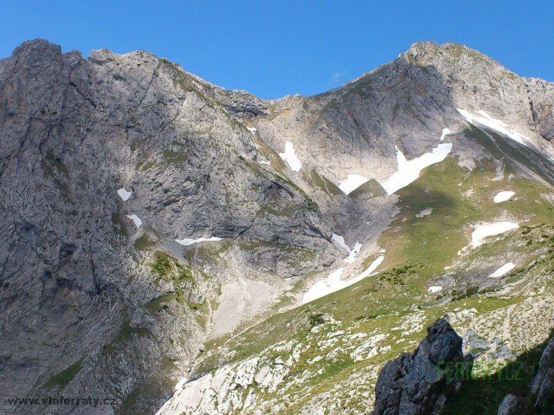Kaiserschild Klettersteig