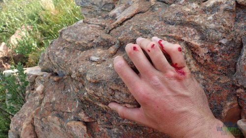 Pokud neteče krev, tak to není boj.
