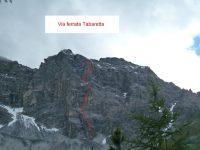 Tabaretta Klettersteig