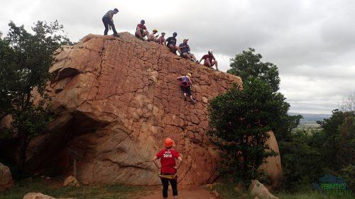 Tréninkový boulder