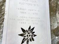 Ernst Hartwig Klettersteig