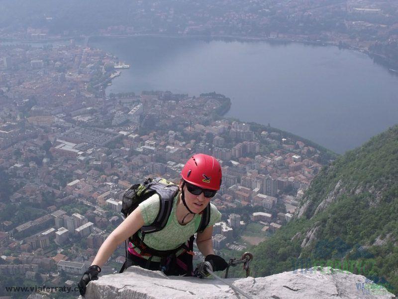 Via Ferrata Medale Gruppo Alpini