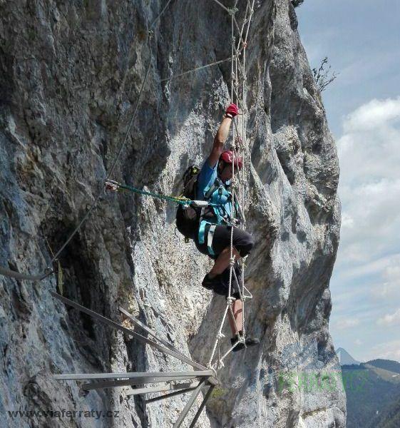 Felix Himmelsleiter Klettersteig